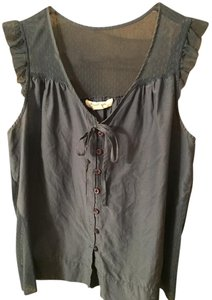 Forever 21 Twenty One Going Going Blouse Top