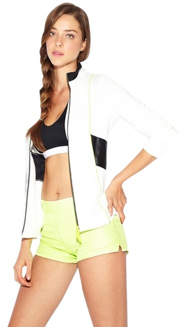 Preload https://item1.tradesy.com/images/spanner-off-white-seamed-knit-activewear-jacket-size-8-m-29-30-1854570-0-0.jpg?width=400&height=650
