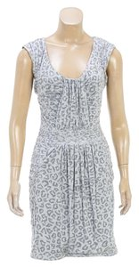Rebecca Taylor short dress Gray on Tradesy