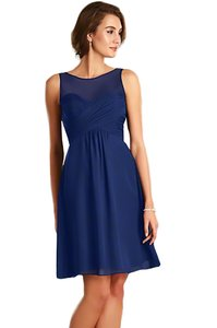 Alfred Angelo Mediterranean Blue 7362s Dress