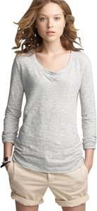 J.Crew T Shirt Heather Gray
