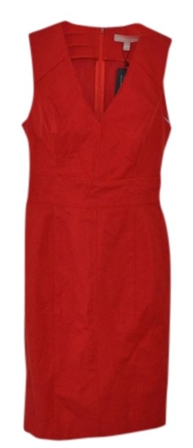Item - Red Sloan Mid-length Casual Maxi Dress Size 2 (XS)
