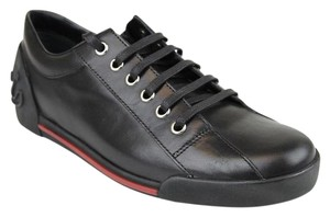 Gucci Women's Black Leather Athletic