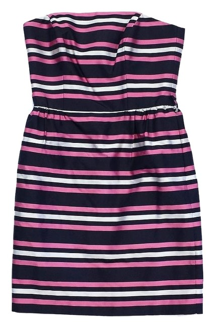 Preload https://img-static.tradesy.com/item/18548605/milly-multi-color-striped-silk-strapless-mini-short-casual-dress-size-2-xs-0-1-650-650.jpg