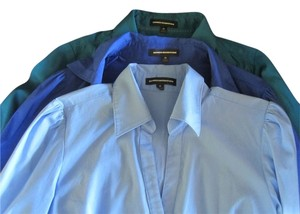 Express Professional Office Button Down Shirt