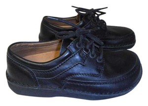 Birkenstock Oxford Lace Up black Flats