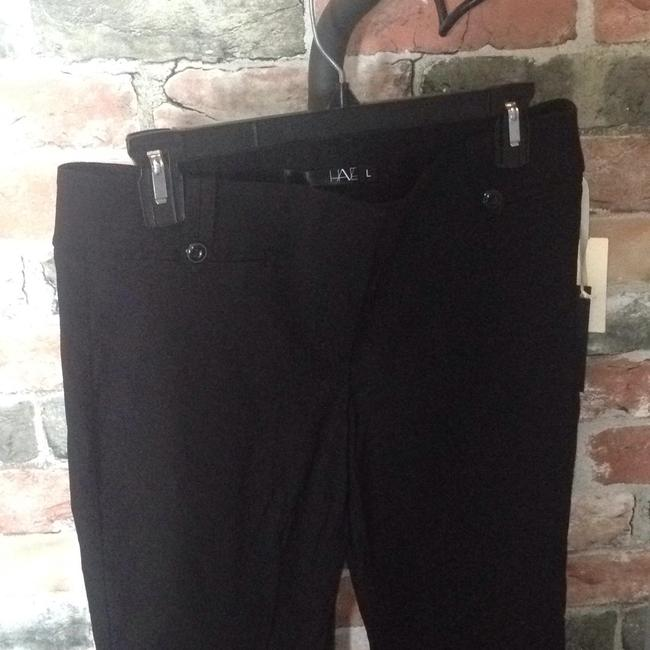 Discovery Straight Pants Black