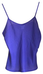 Jaclyn Smith Top Violet