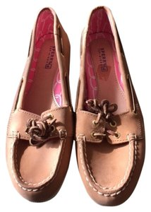 Sperry Beige Flats
