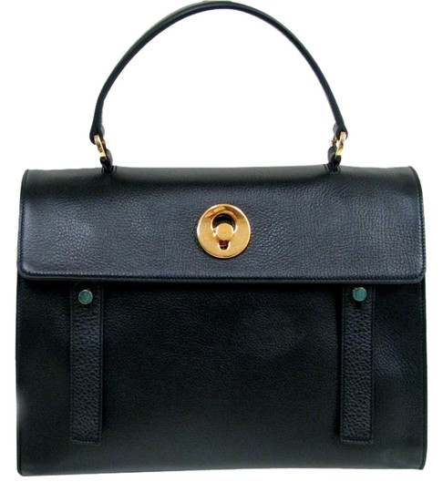 Preload https://img-static.tradesy.com/item/18549715/saint-laurent-muse-muse-two-two-two-shoulder-black-gold-leather-canvas-satchel-0-1-540-540.jpg