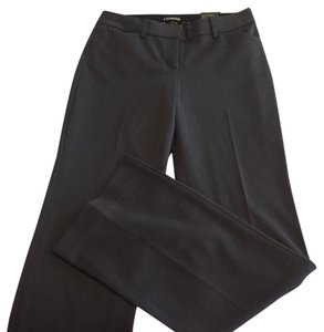 Express Flare Pants Charcoal