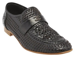 Chanel Cc Perforated Black Formal