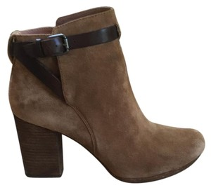 Madewell Bootie Camel Boots