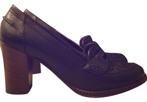 Bottega Veneta Designer Chocolate Pumps