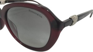 c82a85ae88be Tiffany   Co. Tiffany  Co. Burgundy Sunglasses TF 4108-B 8003 3C