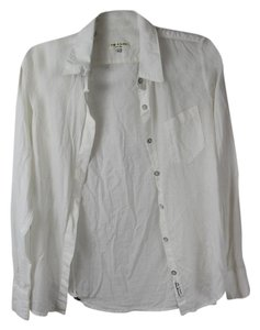 Rag & Bone & Summer Shirt Button Down Shirt White