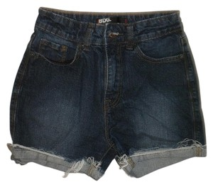 BDG Denim Shorts Indigo