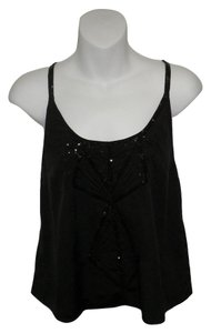 Kimchi Blue Sequined Top black