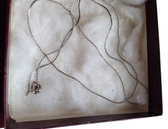 Other 23 in. Silver-tone chain necklace