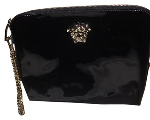 Versace Black Clutch