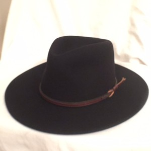 Stetson Wester Hat 100% Wool Crushable Water Repellent Medium Stetson