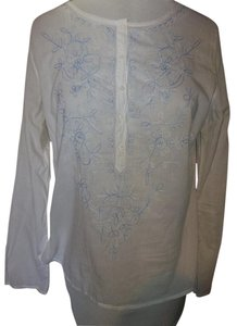 Longsleeve Embroidered Tunic