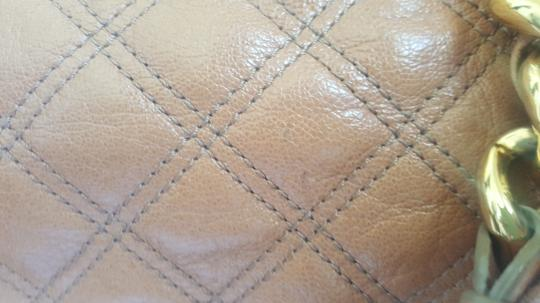 Marc Jacobs Mj Large Gold Purse Tote in Tan Image 4