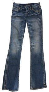 Silver Jeans Co. Straight Leg Jeans-Medium Wash