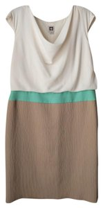 Anne Klein Office Crepe Professional Dress