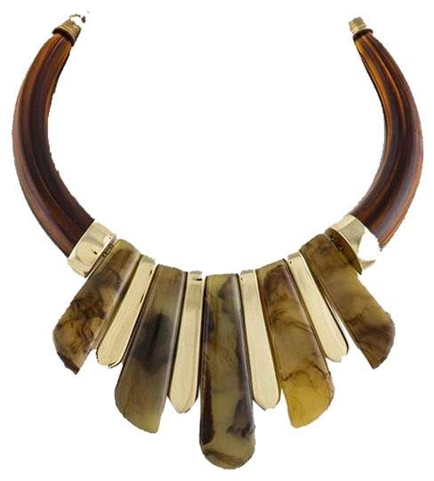 Other Bib Statement Necklace