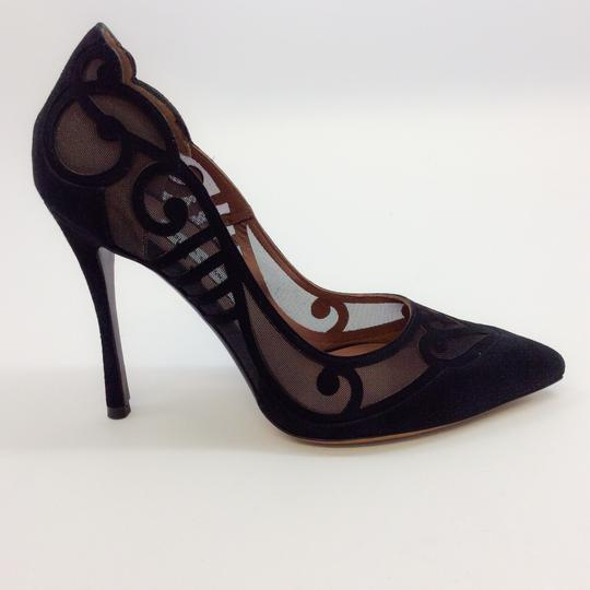 Tabitha Simmons Black Pumps Image 1