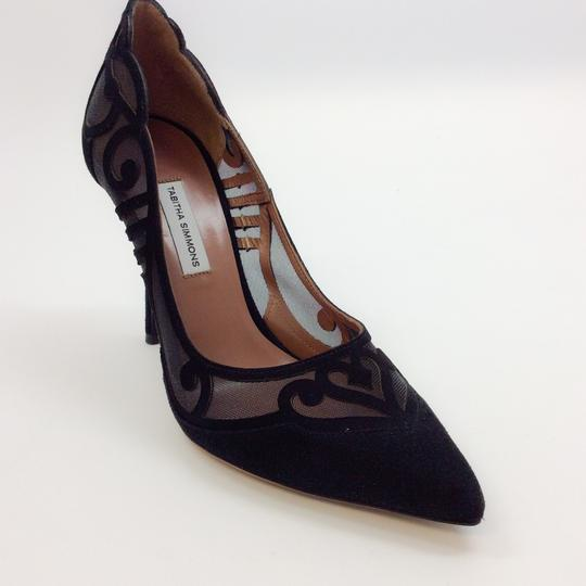 Tabitha Simmons Black Pumps Image 2
