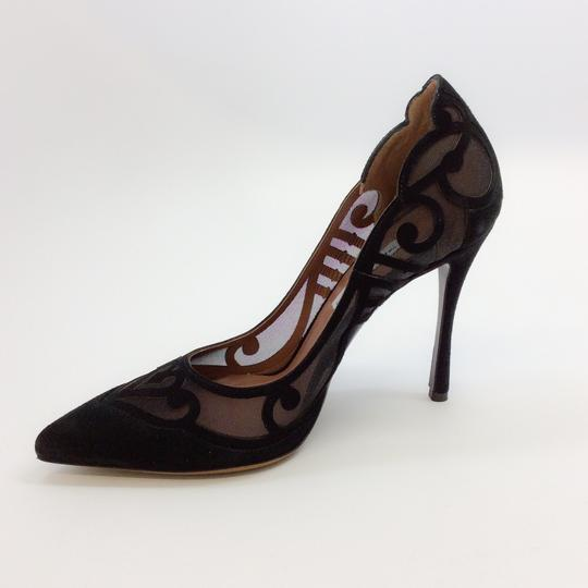 Tabitha Simmons Black Pumps Image 3