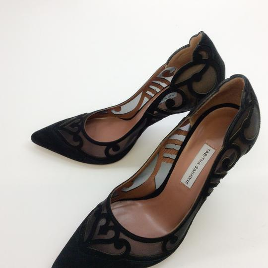 Tabitha Simmons Black Pumps Image 5