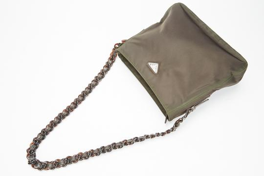 Prada Acrylic Vintage Shoulder Bag Image 10