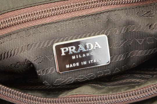 Prada Acrylic Vintage Shoulder Bag Image 8