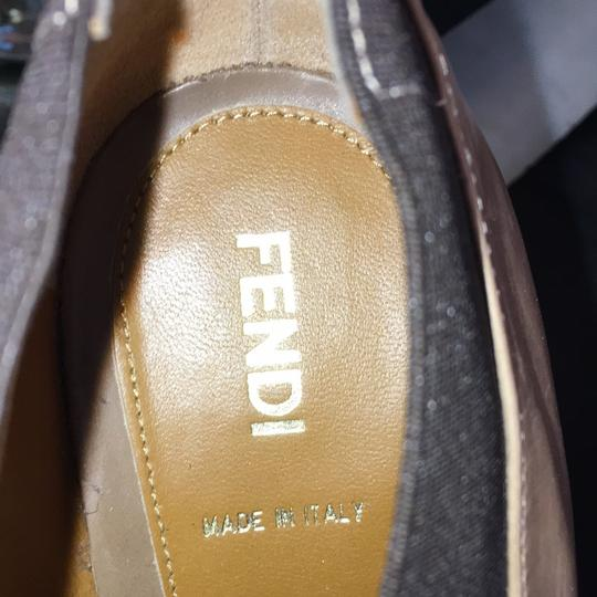 Fendi Brown Boots Image 7