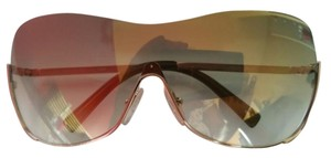 Fendi Fendi Shield Metal Gradient Sunglasses