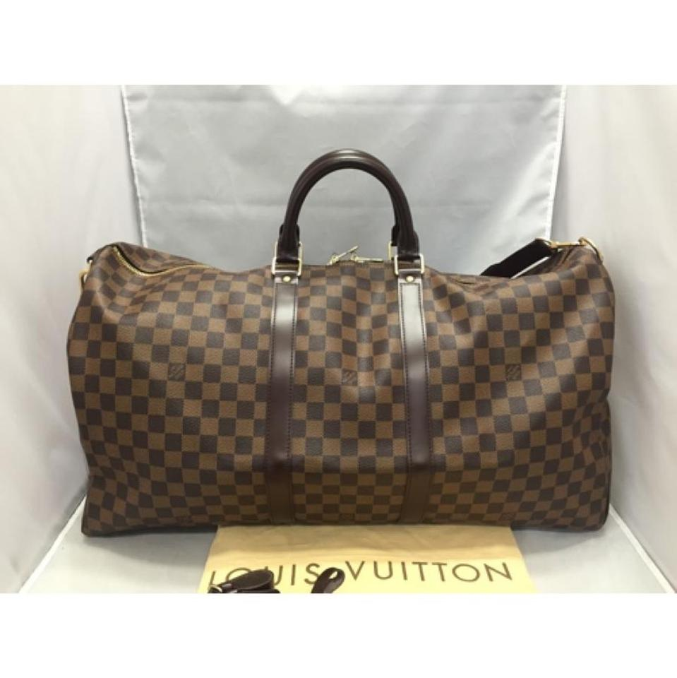 louis vuitton weekend travel bag tradesy. Black Bedroom Furniture Sets. Home Design Ideas