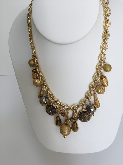 Bloomingdale's Charm Necklace, Artisan Handcrafted Image 1