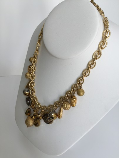 Bloomingdale's Charm Necklace, Artisan Handcrafted Image 2