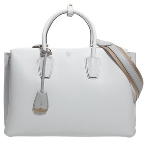 MCM Tote in Cloud Dancer