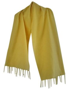 Other NEW warm cozy sun-yellow fringed shawl/wrap