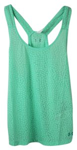 Under Armour Under Armour Sea Foam Green Athletic Top