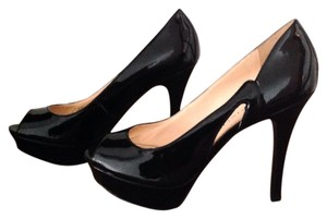 Marc Fisher Black Platforms