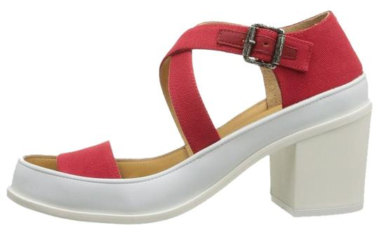 Preload https://img-static.tradesy.com/item/18555448/maison-margiela-red-mm6-sandals-size-us-7-regular-m-b-0-1-540-540.jpg