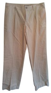 Liz Claiborne Khaki/Chino Pants Tan