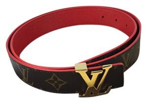 Louis Vuitton Initiales 30MM Reversible Belt