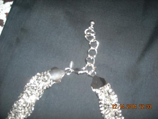 Express SILVER NECKLACE 18-21