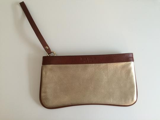 Kate Spade Kate Spade Gold Wallet or Wristlet